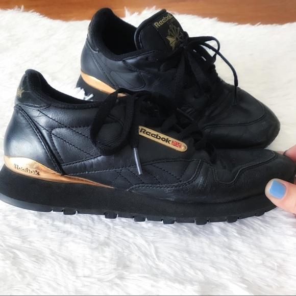 Reebok Shoes | Reebok Classic Black